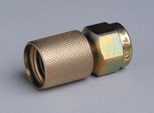 Adapter do portu poboru próbek olejowych