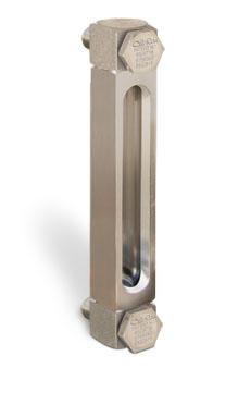 Oil Level Aluminium Gauges OilRite